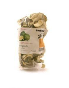 Thai Kaffir Lime Peel [Dried Aromatic Skin] | Buy Online at the Asian Cookshop